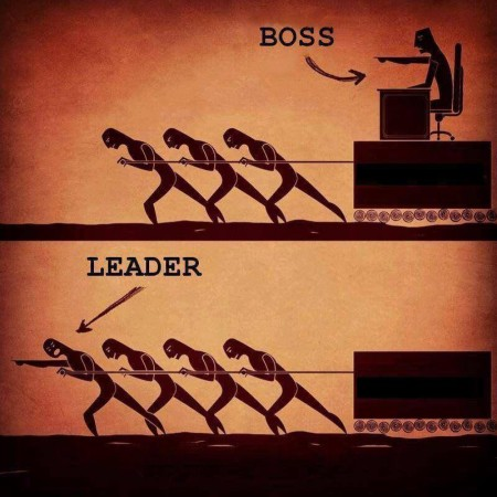 48 - Daily Dependence - Leader vs Boss