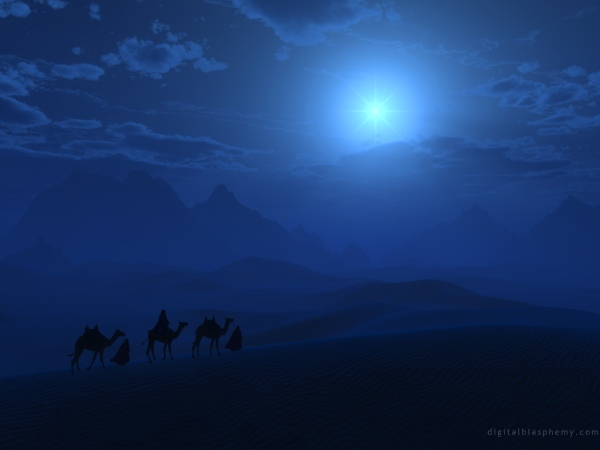 22 - Daily Dependence - Wise Men Travelling