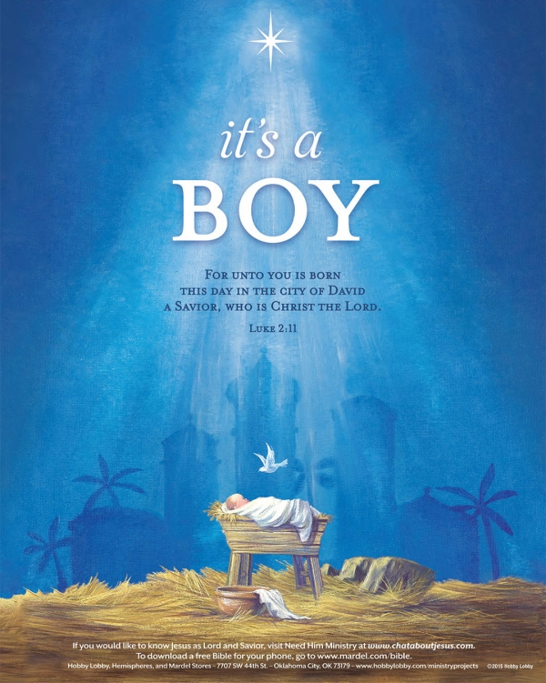 24 - Daily Dependence - Luke 2-11 - It's A Boy