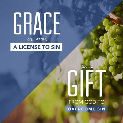 102 - Daily Dependence - Grace is Not A License to Sin