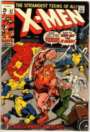 108-daily-dependence-x-men-juggernaut-comic-book